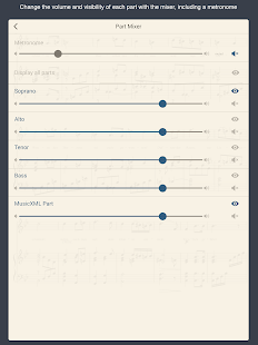 MuseScore Songbook - screenshot thumbnail