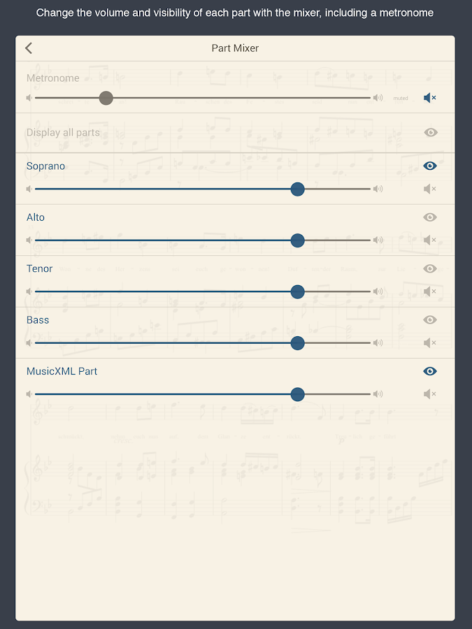 MuseScore Songbook - screenshot