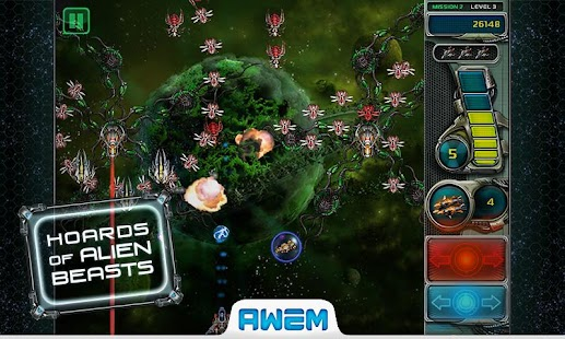 Star Defender 3™. - screenshot thumbnail