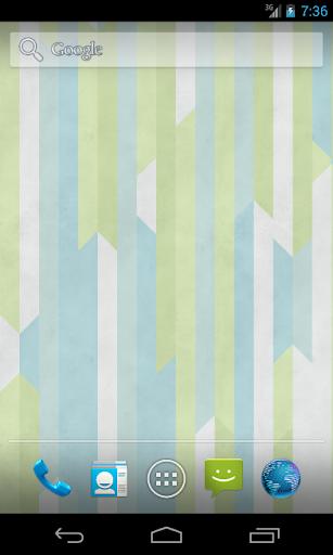 Acute stripes