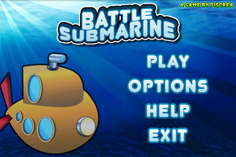 Battle Submarine Lite 2