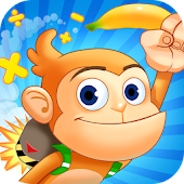 Monkey Math HD - Kids Games