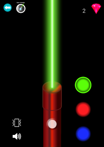 Laser Pointer Simulator Game