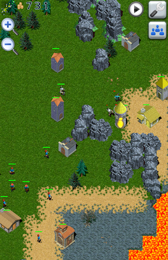 Medieval Empires RTS Strategy  captures d'écran 6
