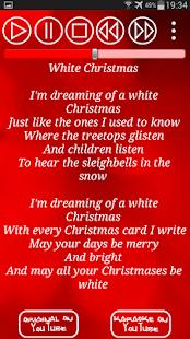 Christmas Songs Free- screenshot thumbnail