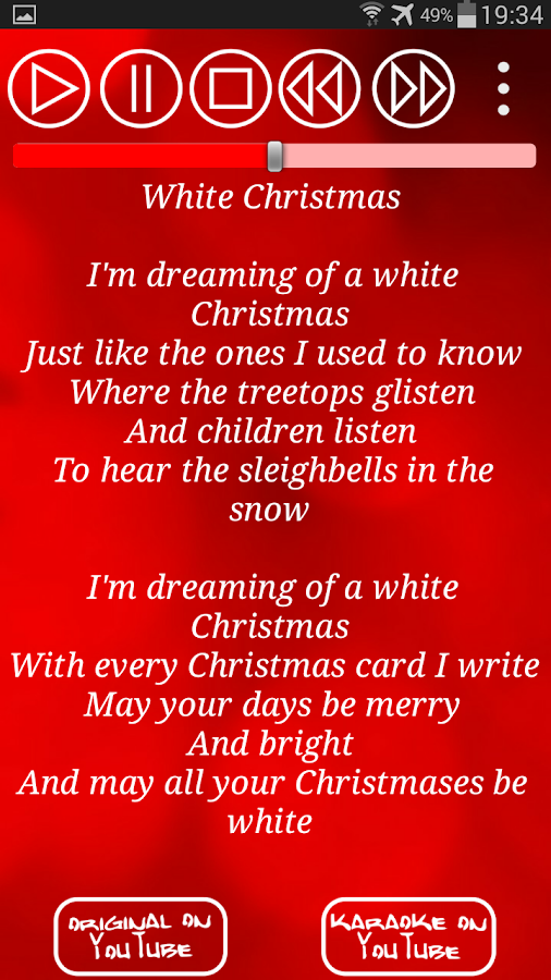 Christmas Songs Free - Android Apps on Google Play