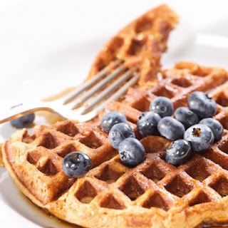 Grampy Geoff Havens's Whole-Wheat Waffles