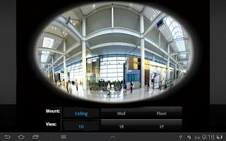 Screenshot of VIVOTEK iViewer Classic