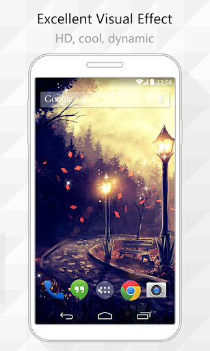 Nightfall Live Wallpaper