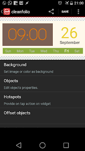 Ultimate custom widget (UCCW) - screenshot thumbnail