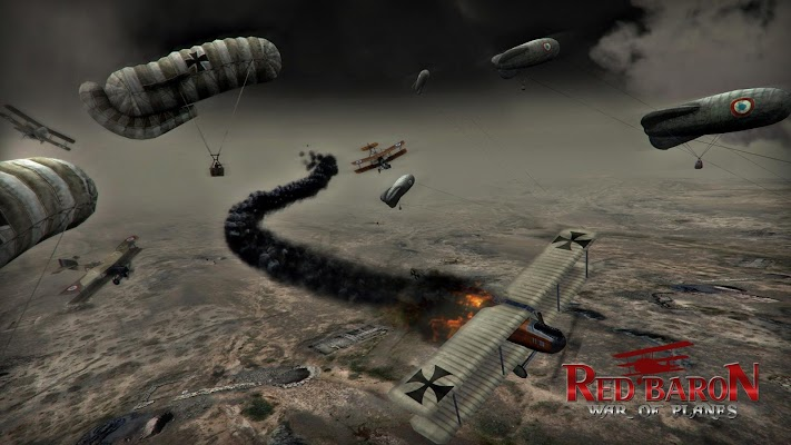 Red Baron: War of Planes - screenshot