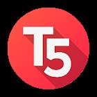 Tap5 icon