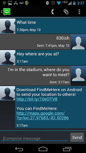 【免費社交App】FindMeHere Premium-APP點子