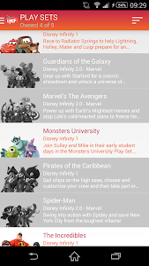 My Disney Infinity Collection v1.15
