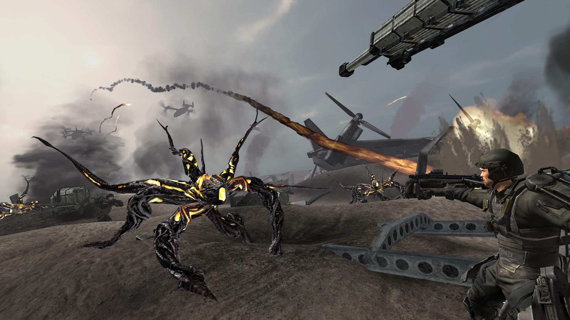 Edge of Tomorrow Game screenshot #5