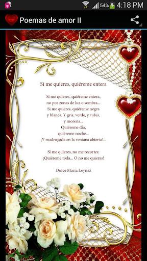 Poemario de Amor II
