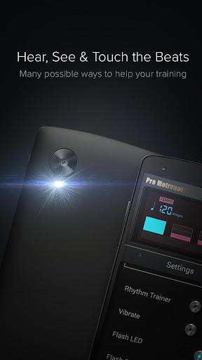 Pro Metronome Screenshot