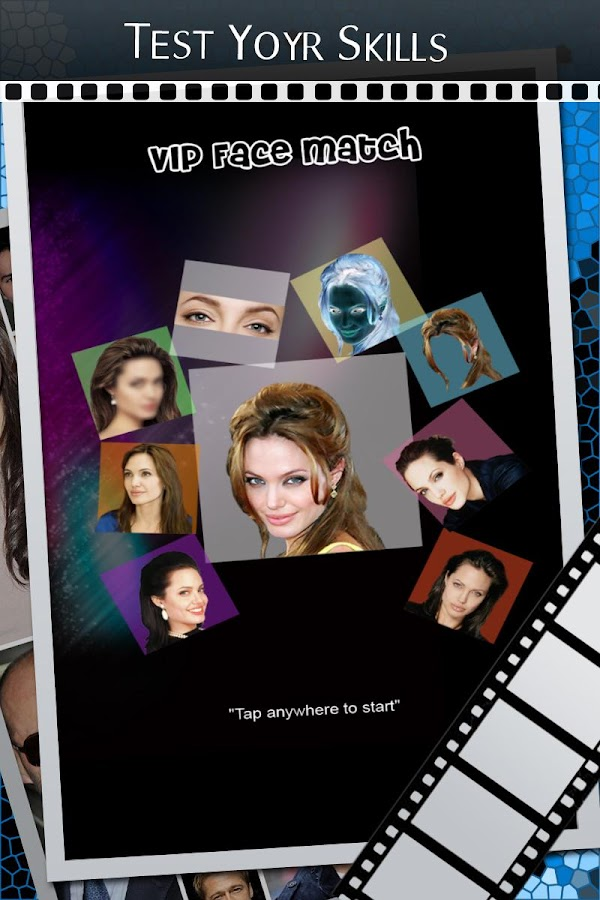 VIP Face Match - screenshot