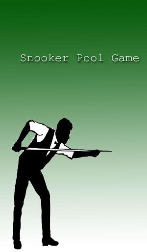 スヌーカープールゲーム