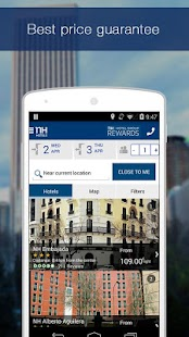 NH Hotels Reservations - screenshot thumbnail