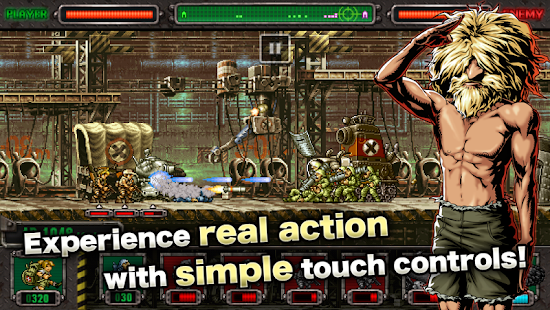 METAL SLUG DEFENSE Screenshot 20