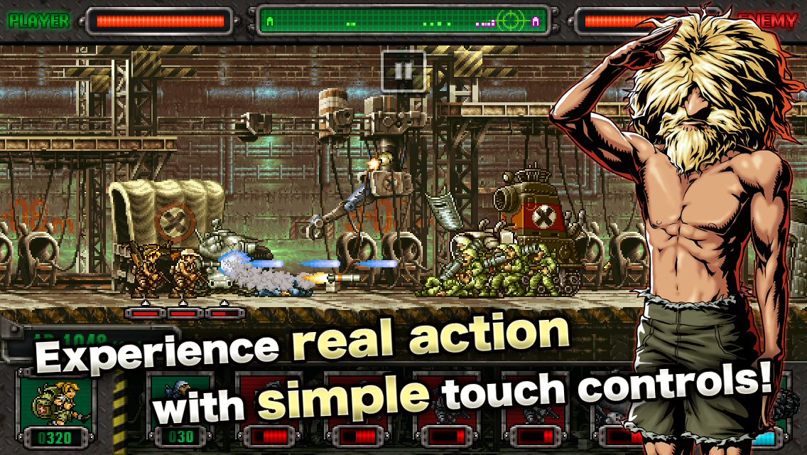 METAL SLUG DEFENSE screenshot #8