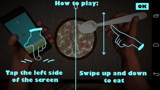 Impossible Breakfast Simulator
