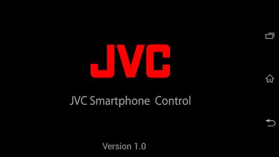 JVC Smartphone Control- screenshot thumbnail