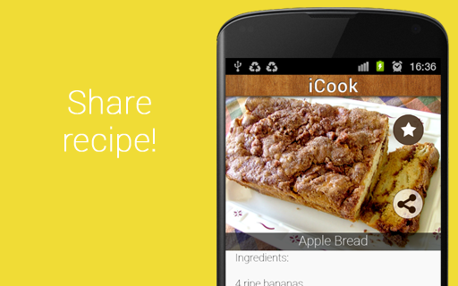 Simple Recipes iCook