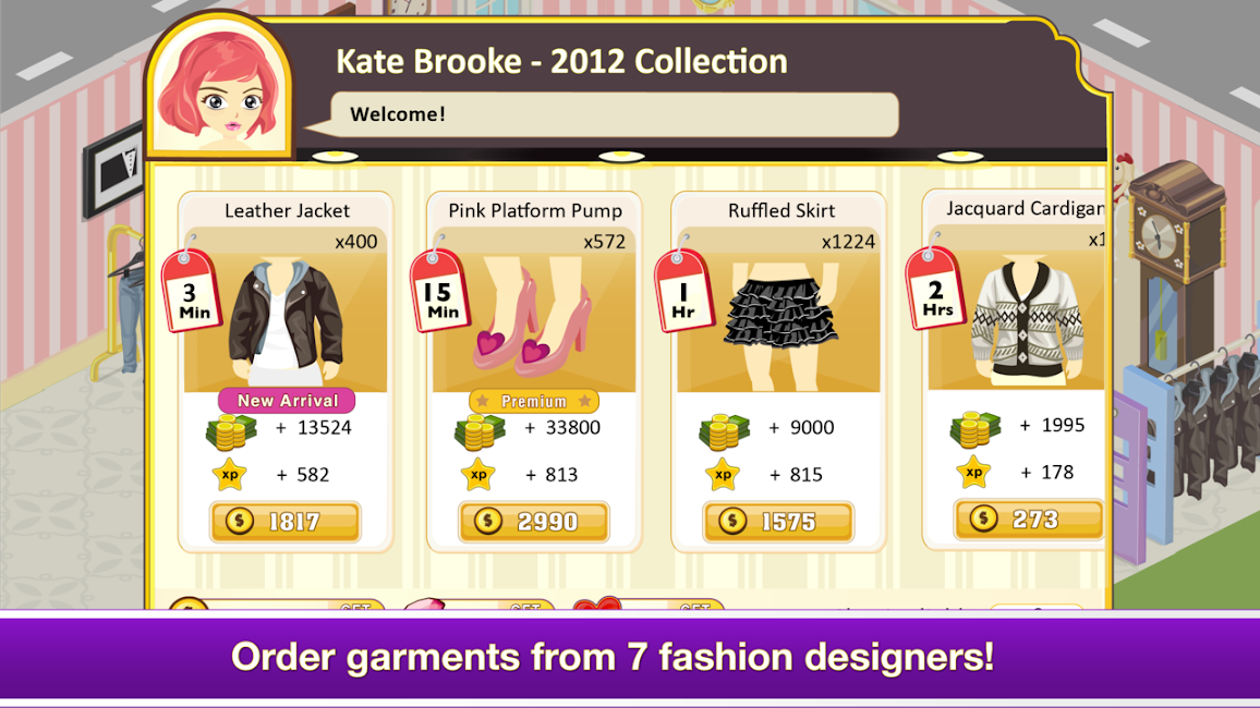 #12. Tap Boutique - Girl Fashion (Android)