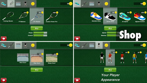 Tennis Champion 3D  screenshots 5