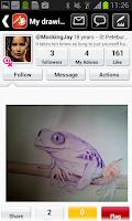 Screenshot of My Drawings