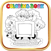 LDS Kids Coloring Book