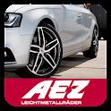 AEZ Wheels Configurator logo