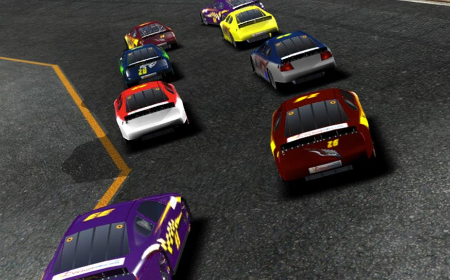 Racing Cars - screenshot