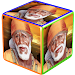 Sai Baba Cube Live Wallpaper