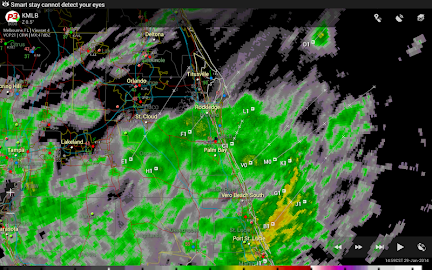 PYKL3 Radar (USA NEXRAD/TDWR) Screenshot 13
