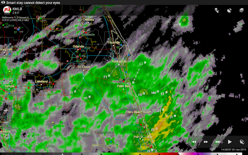 PYKL3 Radar (USA NEXRAD/TDWR)- screenshot thumbnail