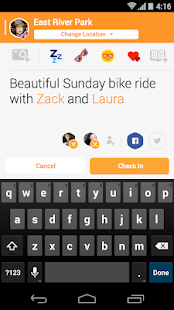 Swarm by Foursquare - screenshot thumbnail