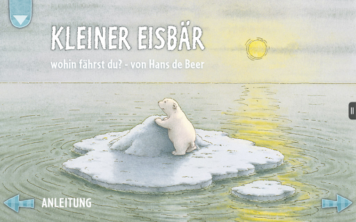 Kleiner Eisbär Apps voor Android screenshot