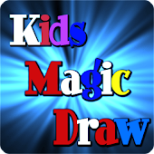 Kids Magic Draw-Light&Color