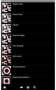 BeautyQR - QR code generator- screenshot thumbnail