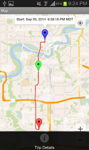 WhereZ- GPS Tracker Blackbox