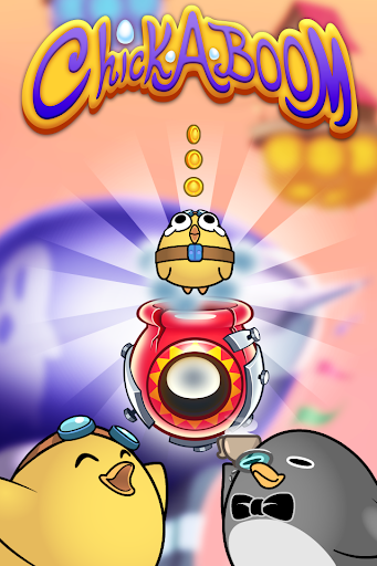 Chick-A-Boom - Cannon Launcher