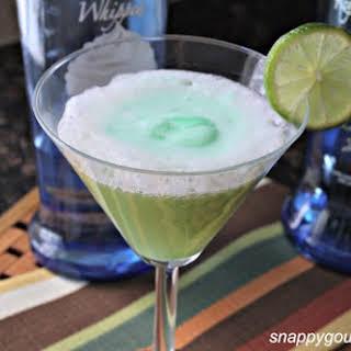 Key Lime Pie Fizztini.