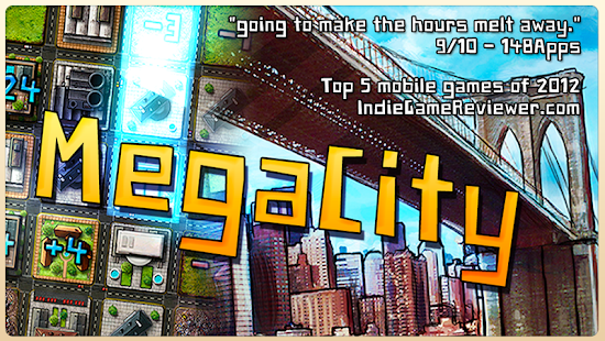 MegaCity - screenshot thumbnail