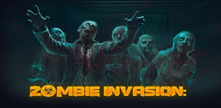 Zombie Invasion : T-Virus (Вторжение Зомби: т-вирус) скачать игру на андроид