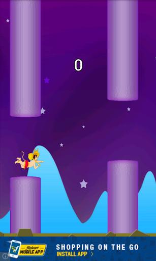 Fly Hanuman : Flying Game