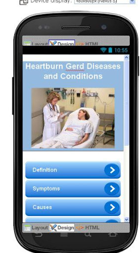 Heartburn Gerd Information