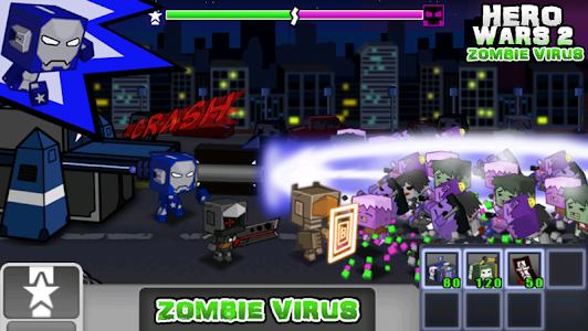 Hero Wars 2™ Zombie Virus v1.4